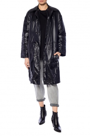 Oversize coat with detachable lining od Haider Ackermann